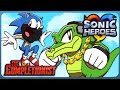 Sonic Heroes | The Completionist