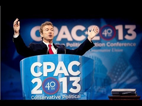 President Rand Paul? 2014 CPAC Straw Poll Results