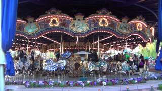 Le Carrousel de Lancelot Disneyland Paris HD 2014 YouTube Videos