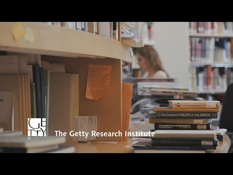 The Getty Research Institute