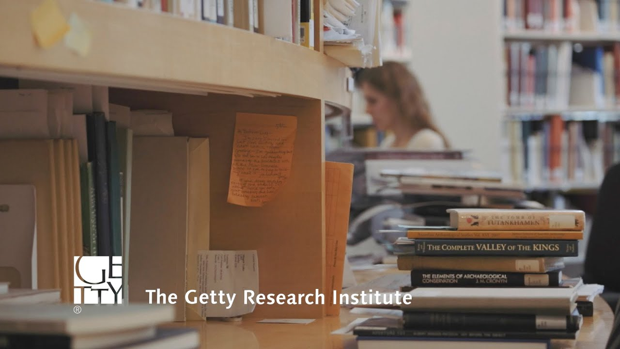 a research on the getty research institute The getty research institute is dedicated to furthering knowledge and advancing understanding of the visual arts and their various histories through its expertise, active collecting program, public programs, institutional collaborations, exhibitions, publications, digital services, residential scholars programs, and research library.
