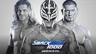 WWE SmackDown 1000 Español | Narración En Vivo