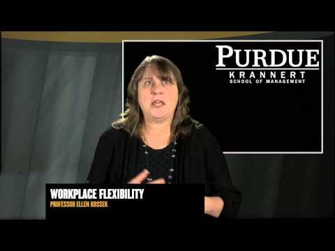Work-life research - Professor Ellen Kossek