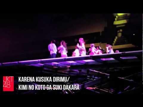 JKT48 live performance: Gyoumu Renraku. Tanomu Zo Katayama Buchou! [Saitama Super Arena]