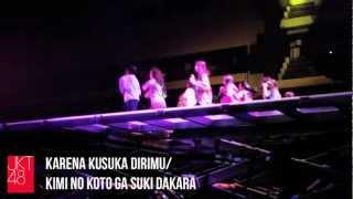 jkt48 live performance gyoumu renraku tanomu zo katayama buchou saitama super arena