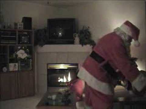 Thumbnail: The Real Santa Claus Caught on Video