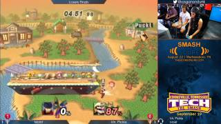 STS7 - Moist (Ike) Vs Mr. Pickle (Wario) - Project M Losers Finals