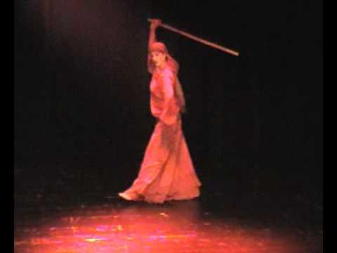 Raqs el-Assaya, Egyptian Dance, Luxor Baladna