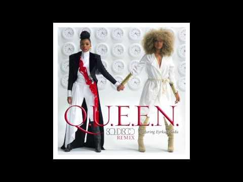 Janelle Monáe (feat. Erykah Badu) - Q.U.E.E.N. (Solidisco Remix)