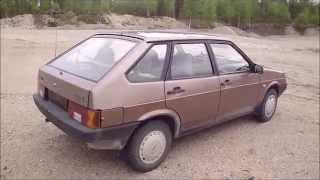 видео Тест драйв ВАЗ Лада 2108 1984, обзор Lada (ВАЗ) 2108 1984 фото