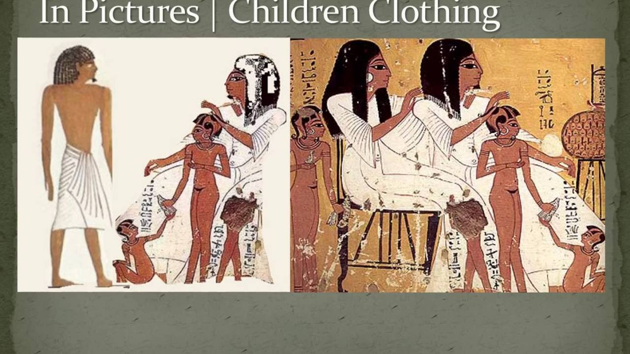 ancient egypt clothing autism life tv youtube