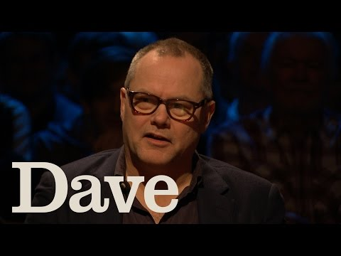 Jack Dee Worked At Naughty Stag Do | Alan Davies As Yet untitled | Dave