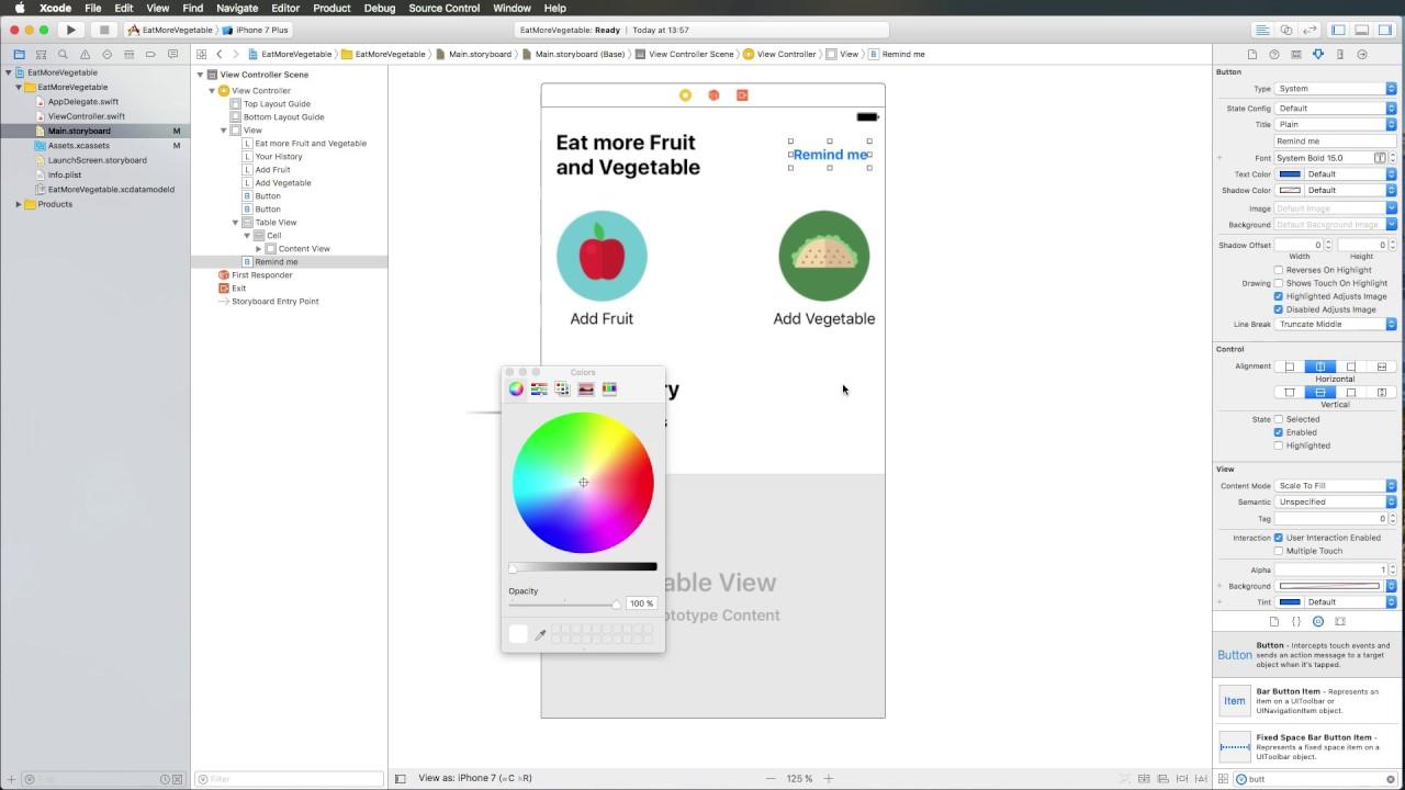 Build a Simple Core Data Driven iOS App - Brian Advent