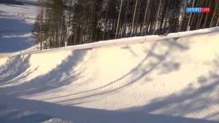 Спорт Удмуртии. 18 февраля: сноуборд