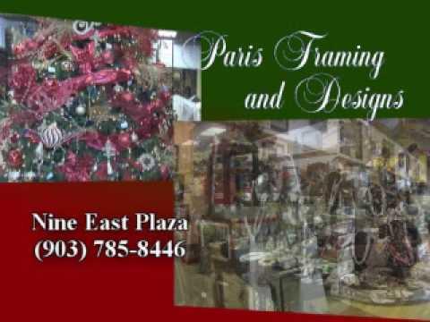 Downtown Merchants - Paris Framing & Consignment Shop
