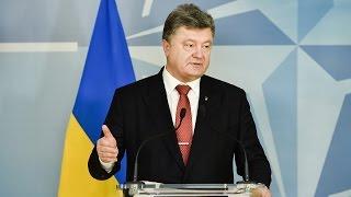 Заява Президента України за результатами зустрічі з Генсеком НАТО