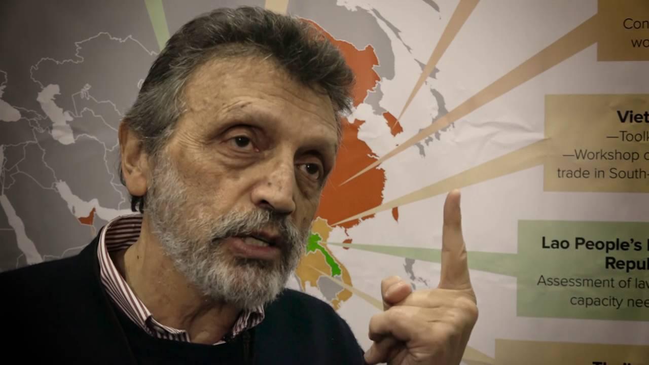 Alejandro Nadal, aventuras de maíz y biopiratería