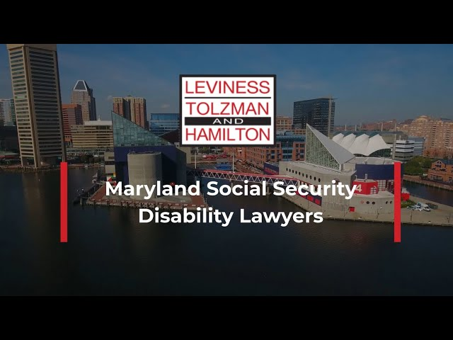Maryland Social Security Disability Lawyers