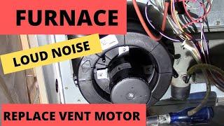 Furnace Making Loud Noise. Rep…