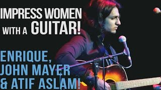 STAND UP COMEDY/MUSIC COMEDY: Sing like ATIF ASLAM & more to Impress WOMEN!