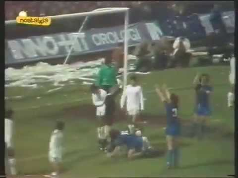 Coppa dei Campioni 1980/1981 - Inter vs. Real Madrid (1:0)