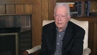 Three questions with Jimmy Carter