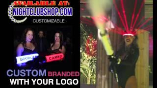LED CO2 PARTY CANNON CRYO GUN Custom by Nightclub Shop