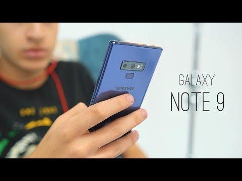 تجربه اول يوم مع عملاق سامسونج | Galaxy Note 9 thumbnail