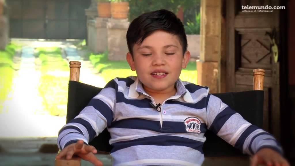 """Patricio Fernandez """"David"""" de La Patrona """"Ama la actuacion"""" - YouTube"""