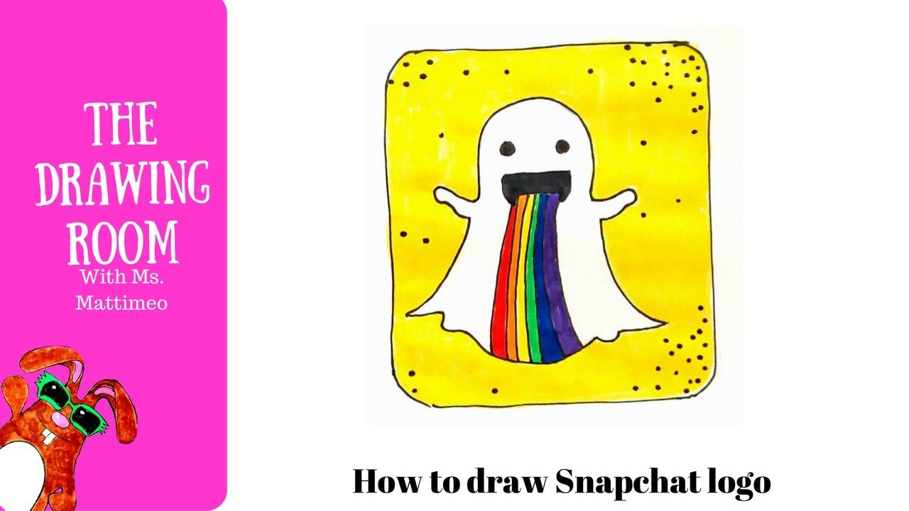 snapchat how to draw bigger