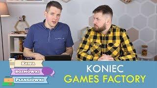 Koniec Games Factory | Kawa, rozmówki i planszówki