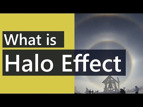 What is halo effect in psychology | Example Halo Effect| Psychology Terms & videos || SimplyInfo.net