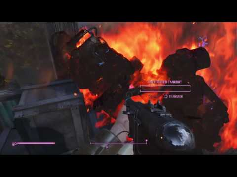Fallout 4 - defending settlements