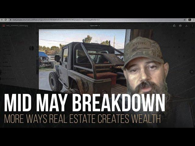 Mid May breakdown