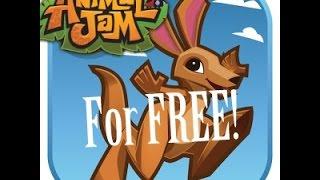 "Animal Jam Tutorial - How to get pet ""Kangaroo"", ""AJ Jump"" for FREE!"