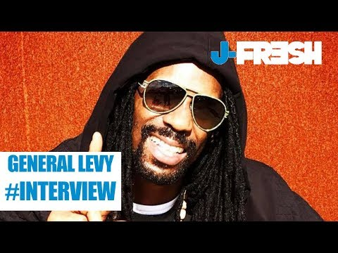 GENERAL LEVY [INTERVIEW] #Incredible, 25 Years In The Game, Positive Energy