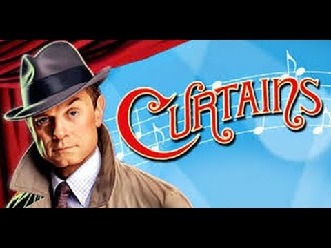 Curtains Musical On Broadway   BBC Review & Interview Karen Ziemba