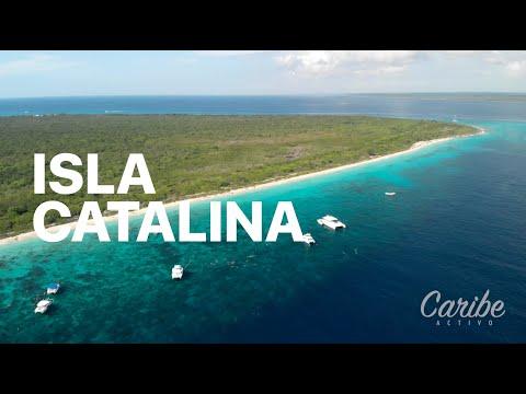 Excursión a Isla Catalina con Caribe Activo (Buceo y Snorkel)