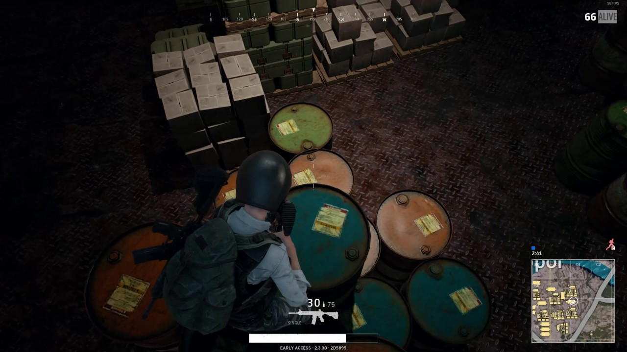 Pubg Ultra Hd Settings: PUBG All ULTRA Settings 90+ FPS [2nd Place In Solo Game