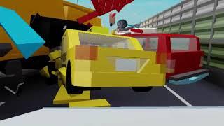 ROBLOX Car Crash Compilation #5