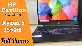 HP Pavilion Ryzen 5 Gaming Laptop 15  ec0026AX   Full Review  - Offline VS Online