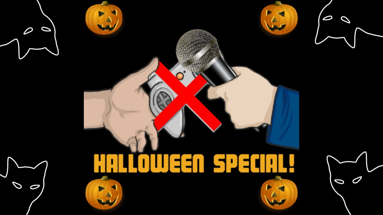 Halloween Candy Scary Games Pass The Microphone