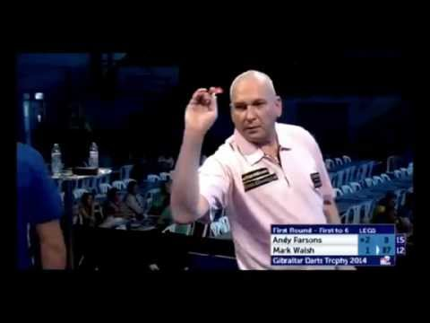 PDC Gibraltar Darts Trophy 2014 - First Round - Andy Parsons vs. Mark Walsh
