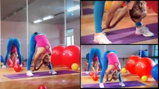 видео Як розвинути гнучкість хребта