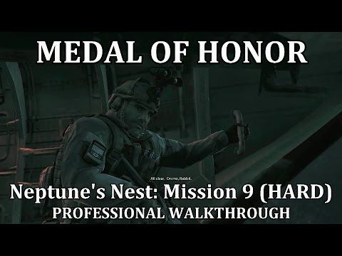 Medal of Honor: Neptune's Nest (Mission 9) HARD