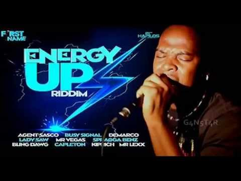 Mr. Vegas - Dem Luv Fi Chat - Energy Up Riddim - First Name Music - June 2014