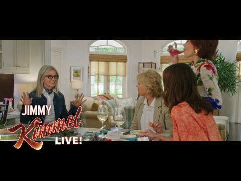 Diane Keaton on Candice Bergen, Jane Fonda & Mary Steenburgen