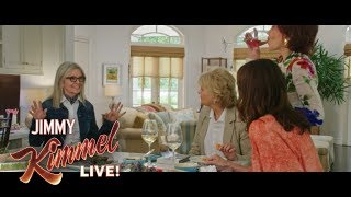 Diane Keaton on Candice Bergen, Jane Fonda & Mary Steenburgen