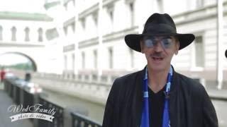Андрей Семенов - Белая Акула Поздравление с Днем Рождения M-1 Challenge 68 и от WedFamily