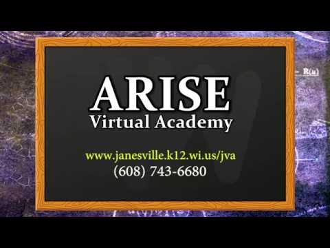 ARISE Virtual Academy School District of Janesville Wisconsin